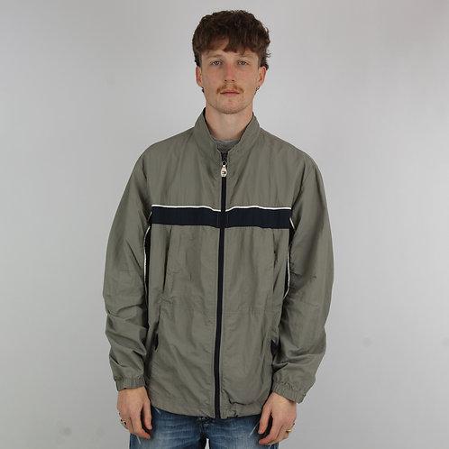Tommy Hilfiger Vintage Khaki Windbreaker Jacket