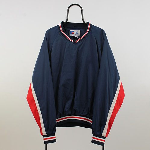 Russel Athletic Vintage Navy Tracksuit Top