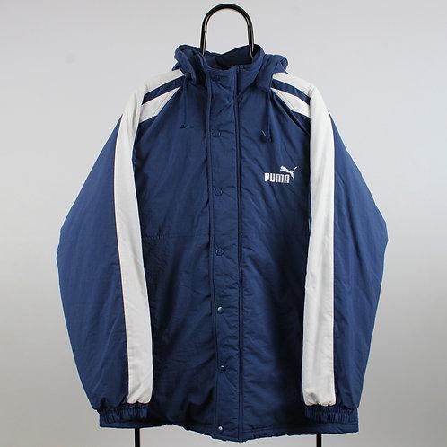Puma Vintage Blue Coat