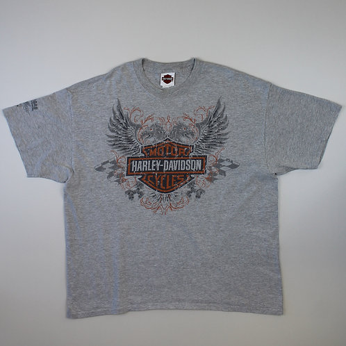 Harley Davidson Grey 'Ride It' T-Shirt