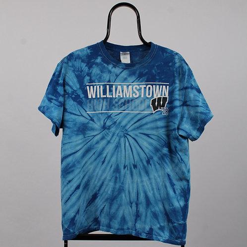 Vintage Blue Tie Dye Williamstown TShirt