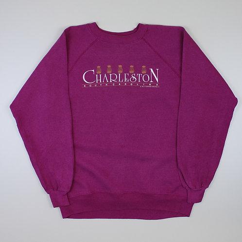 Vintage Pink 'Charleston' Sweatshirt