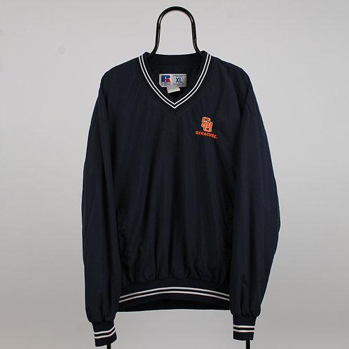 Russel Athletic Vintage Syracuse Navy Tracksuit Top