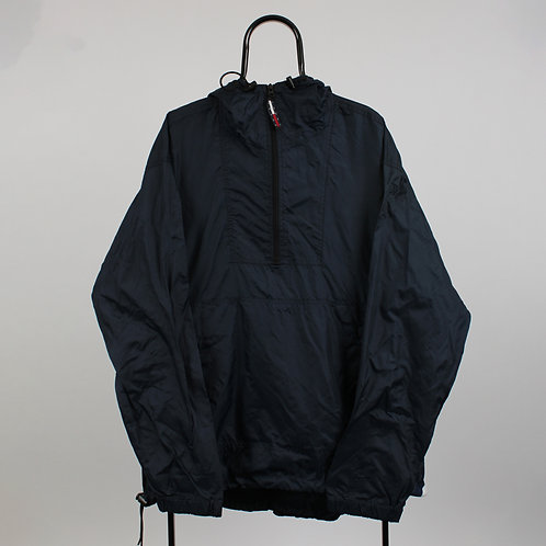 Tommy Hilfiger Vintage Navy Windbreaker Jacket