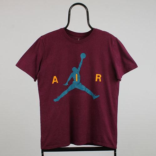 Jordan Maroon Graphic TShirt