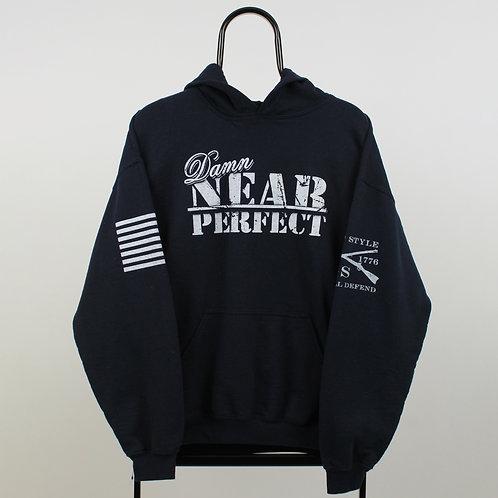 Vintage Navy Near Perfect Hoodie
