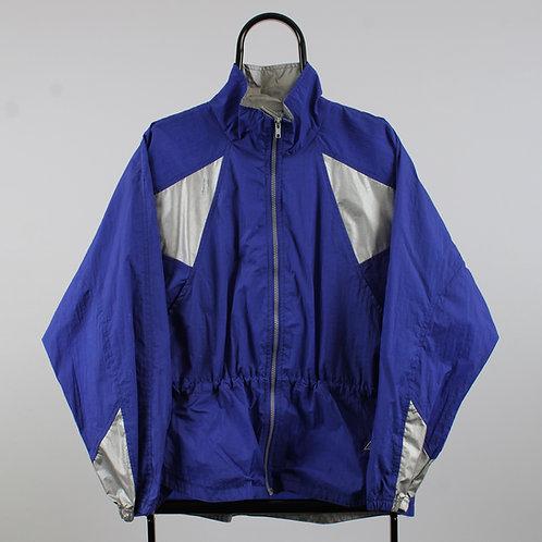 Vintage Actra Purple Windbreaker Jacket