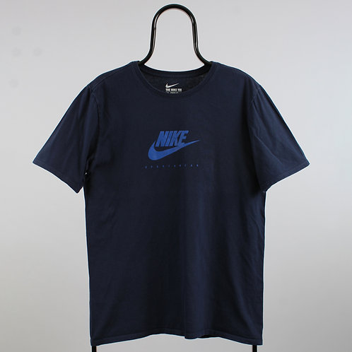 Nike Vintage Navy Logo Tshirt