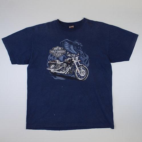 Harley Davidson Blue Ohio T-Shirt