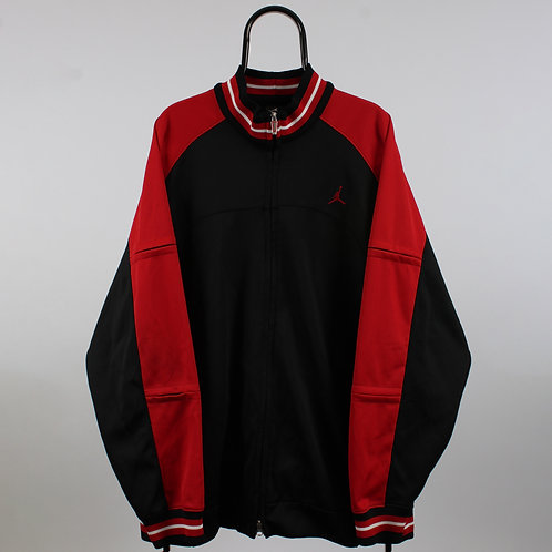 Jordan Black Tracksuit Jacket