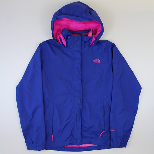 The North Face Purple Waterproof Jacket
