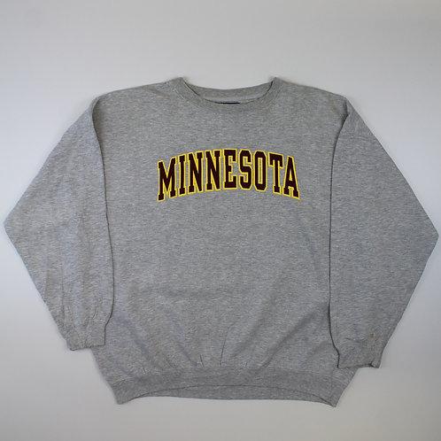 Vintage Minnesota Grey Sweatshirt