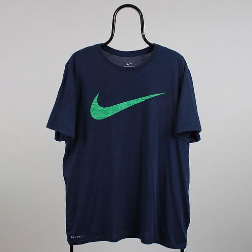 Nike Vintage Navy Graphic TShirt