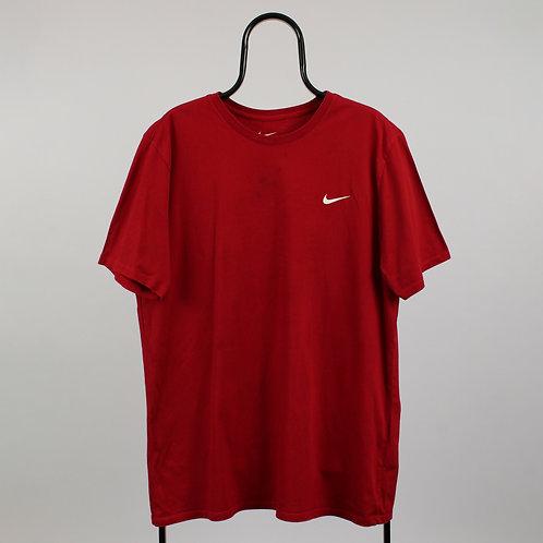 Nike Vintage Red Logo TShirt