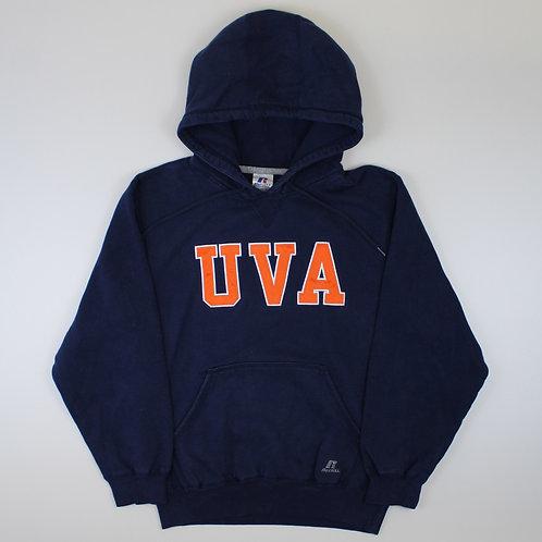 Russel Athletic Navy UVA Hoodie