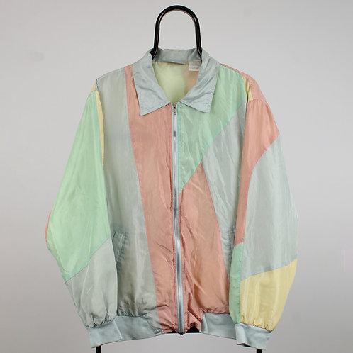 Vintage Blair Pastel Windbreaker Jacket