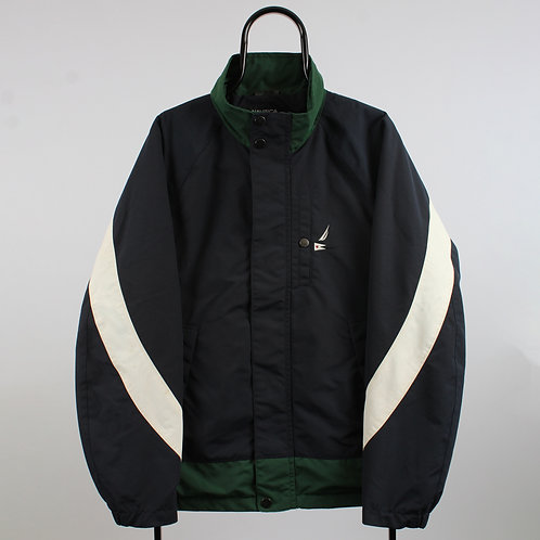Nautica Vintage Navy Sailing Jacket