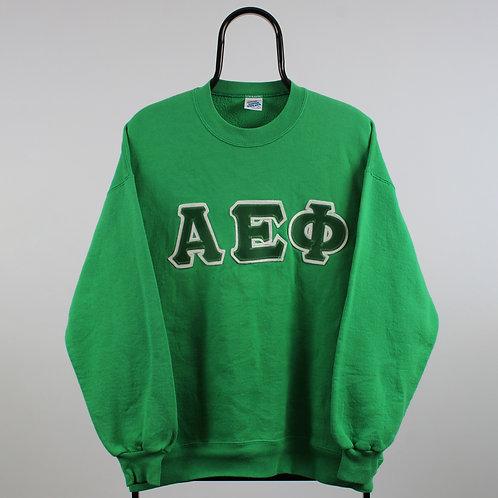 Vintage Green AEO Sweatshirt