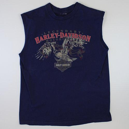 Harley Davidson Navy Vest