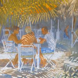 Le Dejeuner sous les Palmiers - 3