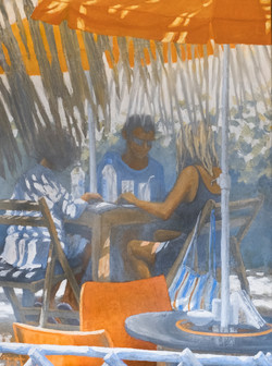 Le Dejeuner sous les Palmiers - 1