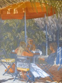 Le Dejeuner sous les Palmiers - 2
