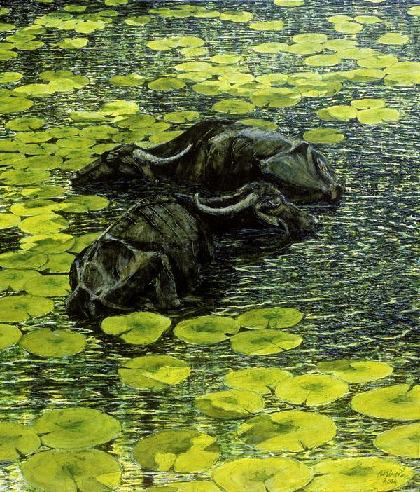 Buffalo Water - 5
