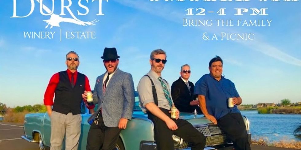 Live Music at Durst Winery & Estate