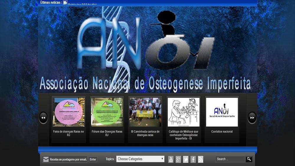 Associação Nacional de Osteogênese Imperfeita