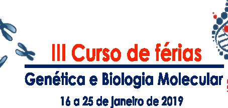 III Curso de Férias em Genética e Biologia Molecular