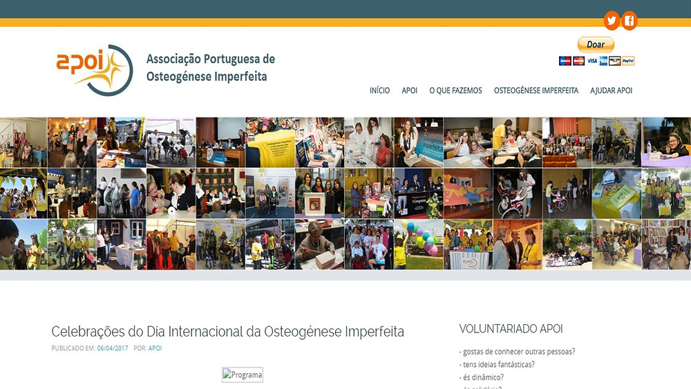 Associação Portuguesa de Osteogênese Imperfeita