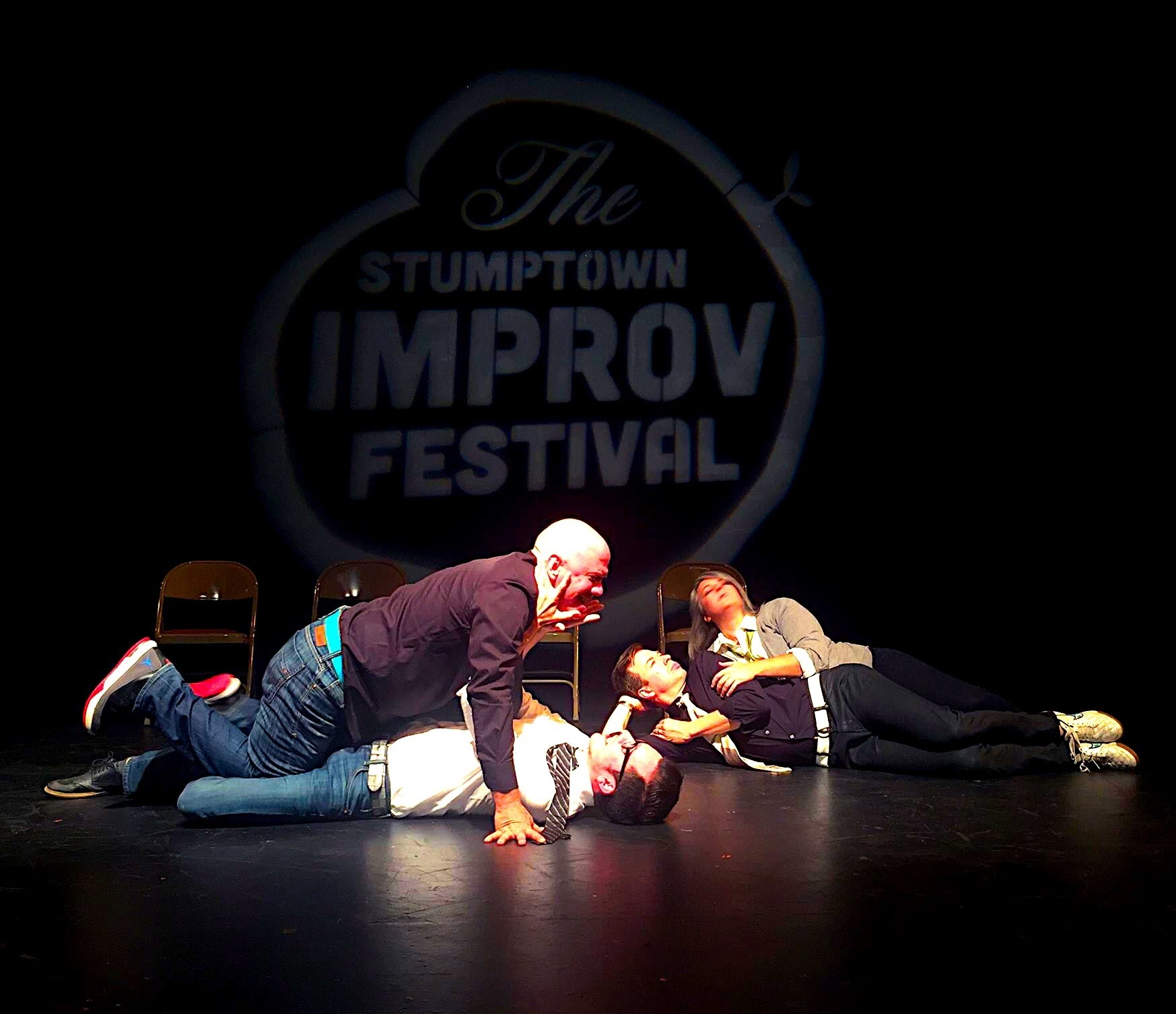stumptown 2016 front row seat pic