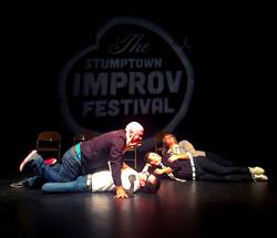 stumptown 2016 front row seat pic