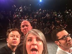 shelley stumptown libs selfie 2016