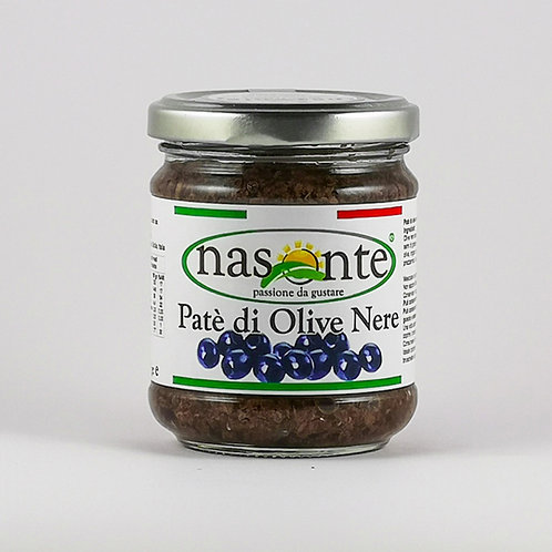 Olivenpaste (schwarz) 190 g