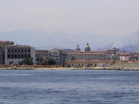 Der erste deutsche Reisende auf Sizilien