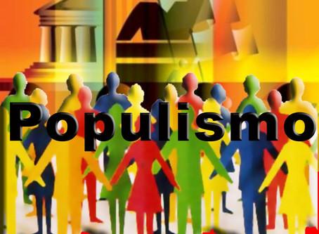 BOLSONARO, EL POPULISMO Y LA CORRUPCIÓN.