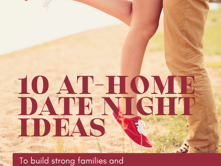 At-Home Date Night