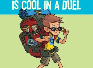 Cheesie Mack is Cool in a Duel, by Steve Cotler