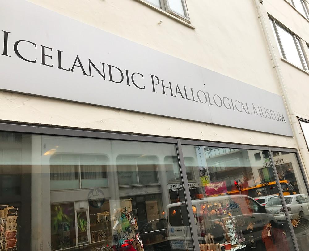 Icelandic Phallogocal Museum
