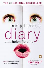 Bridget Jone's Diary by Helen Fieldi