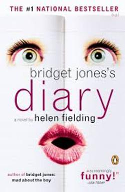 Bridget Jone's Diary by Helen Fieldi