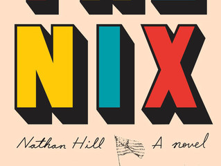 Review of The Nix by Nathan Hill