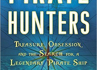Pirate Hunters: Treasure, Obsession, and the Search for a Legendary Pirate Ship by Robert Kurson