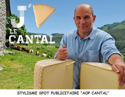"""Film Pub """"AOP CANTAL"""""""