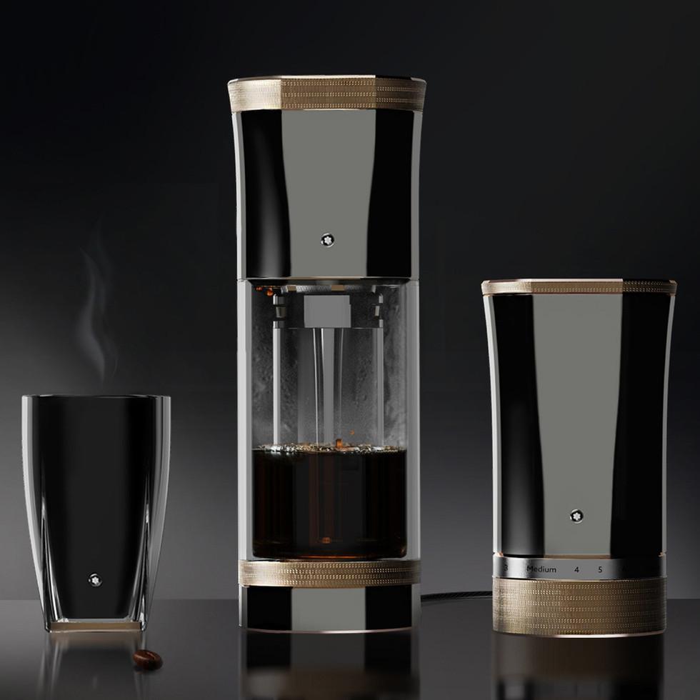 Montblanc Coffee Set