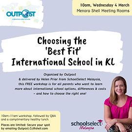 Outpost Workshop Flyer - International S