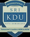 Sri KDU Logo.png