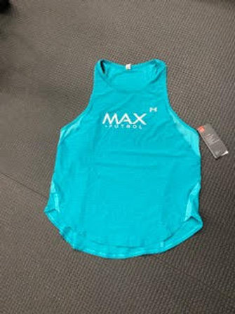 UnderArmor Women's Performance Tank (teal)