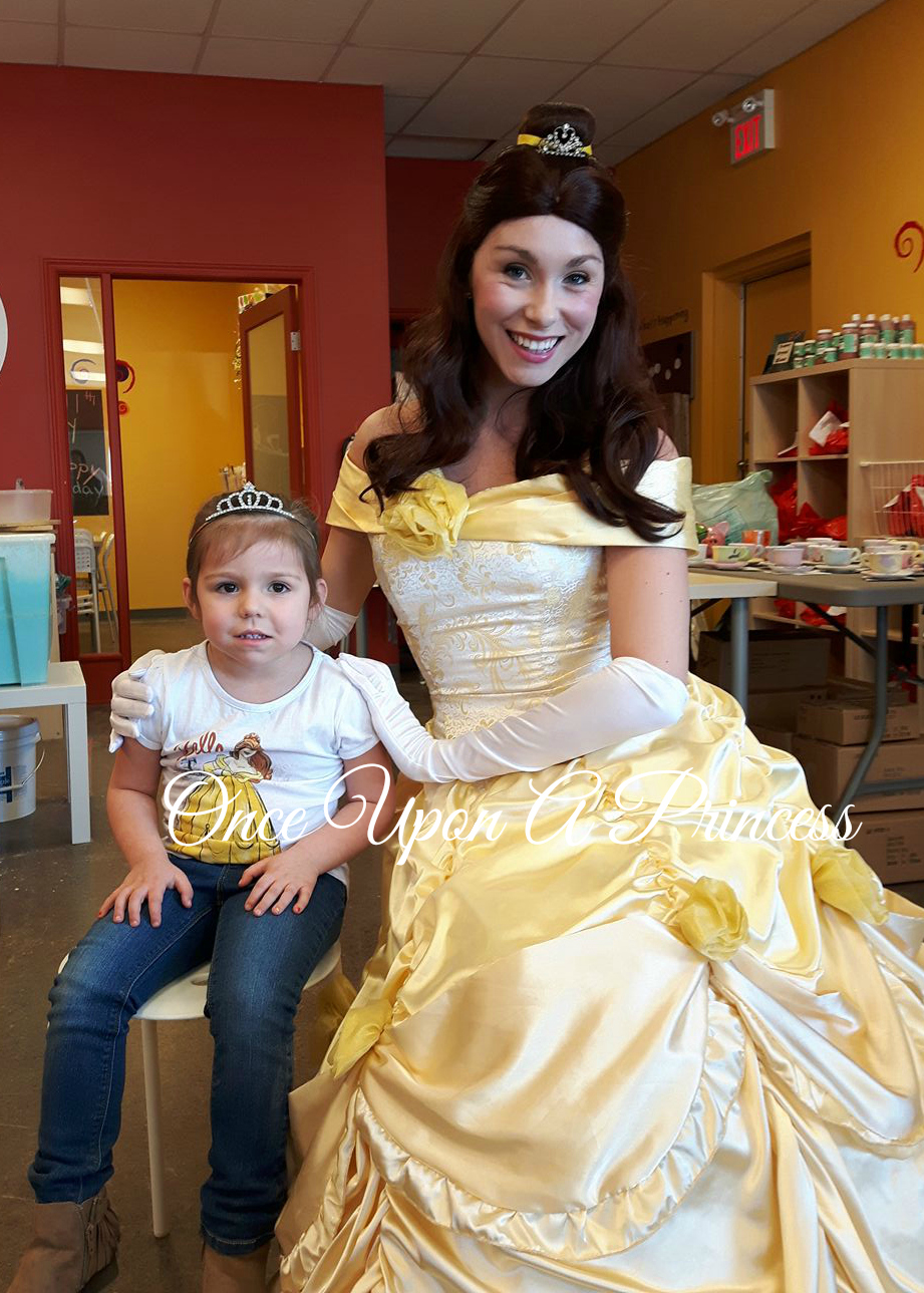 princess beauty once upon a princess party kingston 111